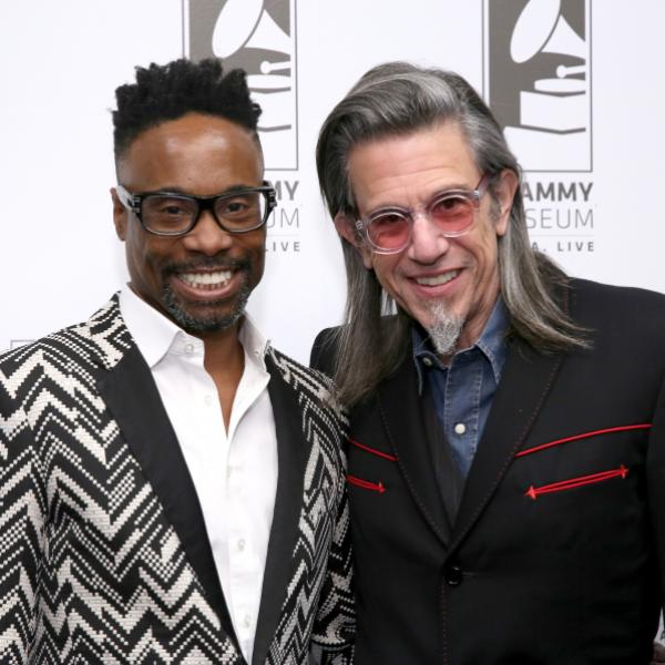 Billy Porter Jr. and Scott Goldman