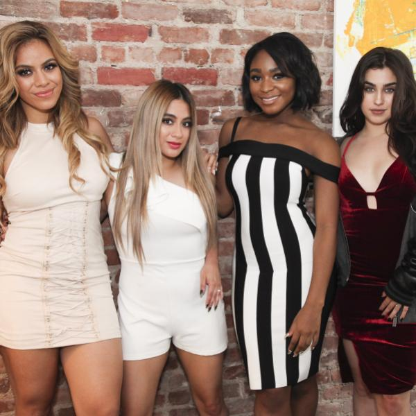 Fifth Harmony performs in 2017
