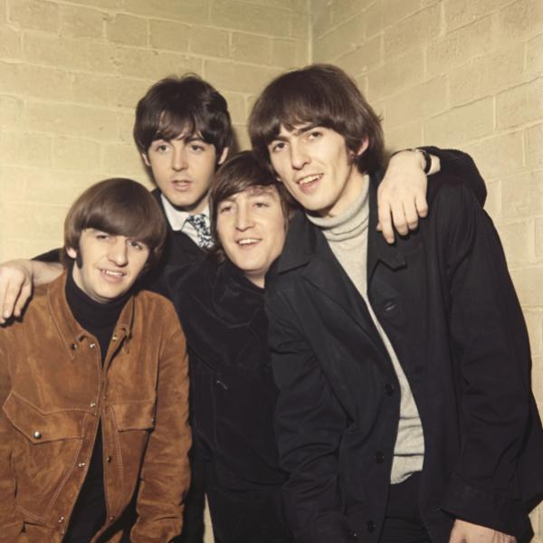The Beatles photographed circa 1965