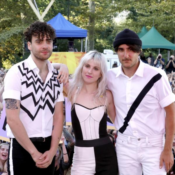 Paramore in 2017