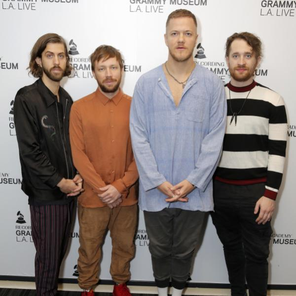 Imagine Dragons at the GRAMMY Museum