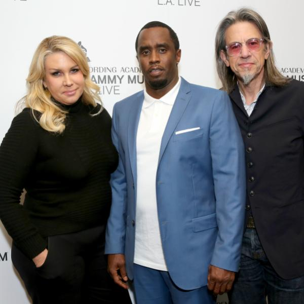 Heather Parry, Diddy, Scott Goldman, 2018