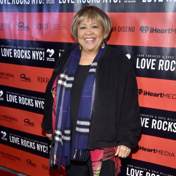 Mavis Staples, 2018