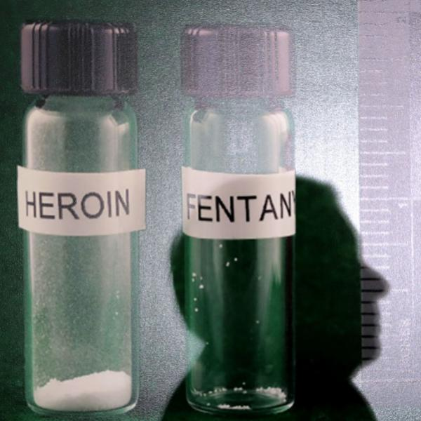 Heroin and Fentanyl