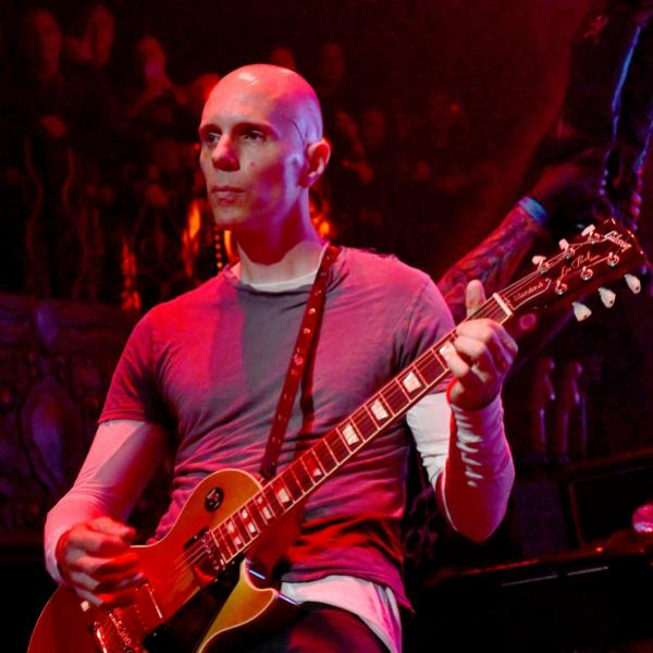 Billy Howerdel of A Perfect Circle