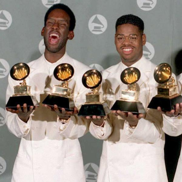 Boyz II Men in 1995