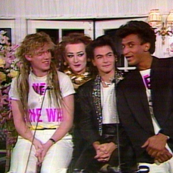 Culture Club at 1984 GRAMMYs
