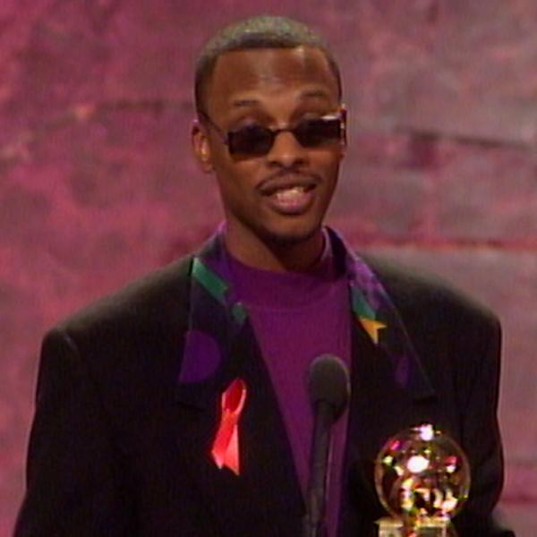 DJ Jazzy Jeff at 1992 GRAMMYs