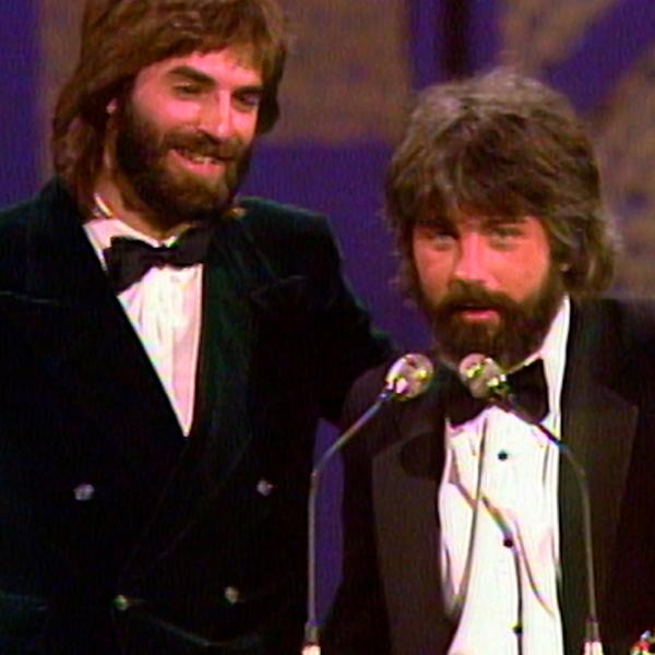 Kenny Loggins and Michael McDonald