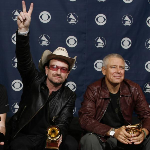 U2 at 2006 GRAMMYs