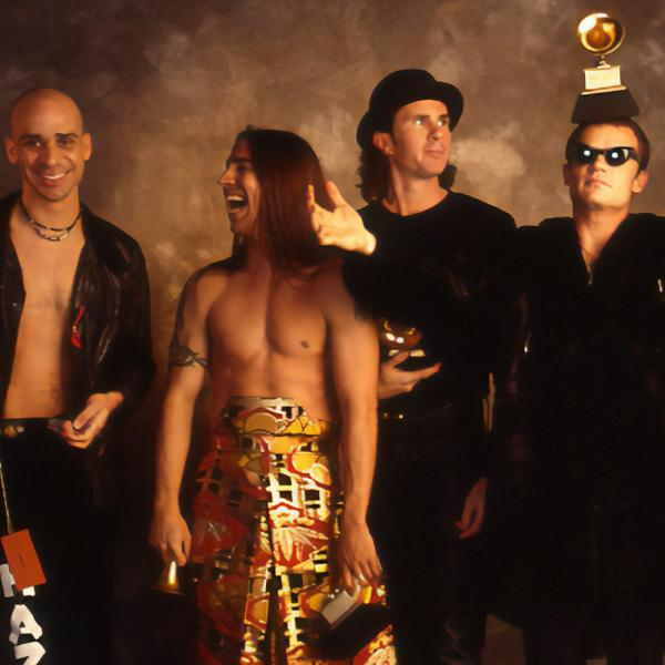 Red Hot Chili Peppers at 1993 GRAMMYs