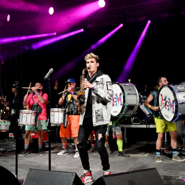 GRiZ at Bonnaroo SuperJam