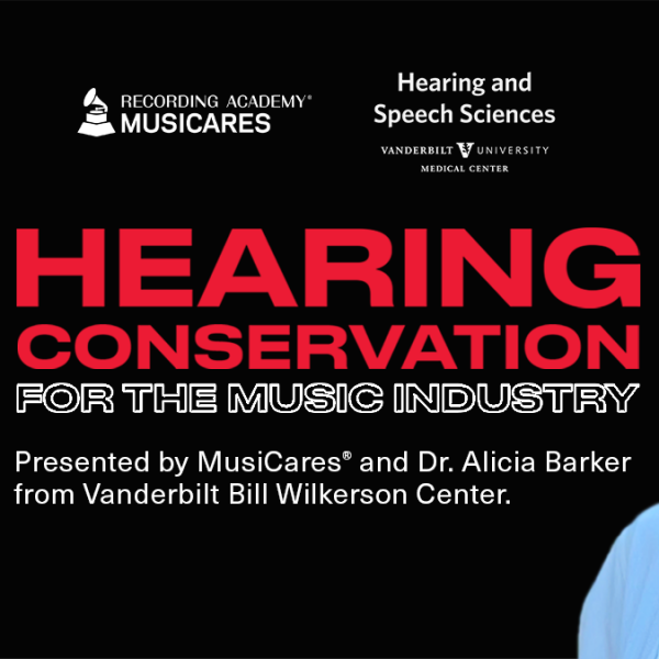 Hearing Conservation for the Music Industry Flyer