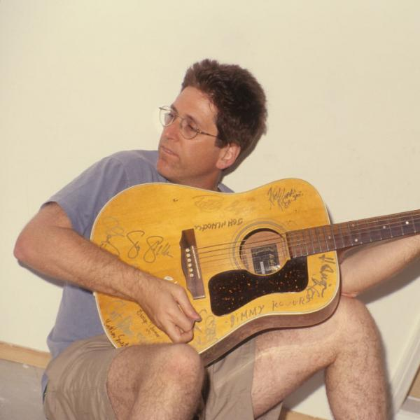 Jack Sherman in 1998