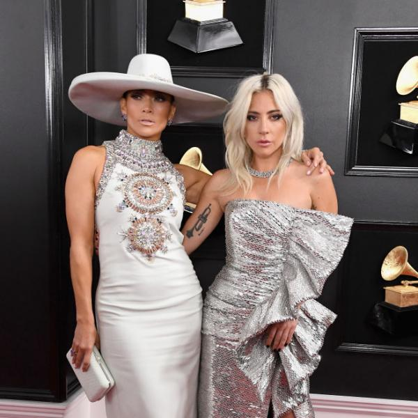 Jennifer Lopez And Lady Gaga
