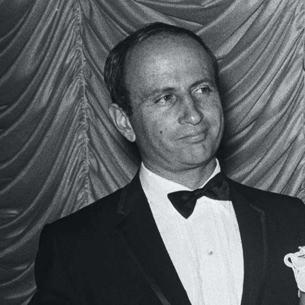 Johnny Mandel at 1966 GRAMMYs