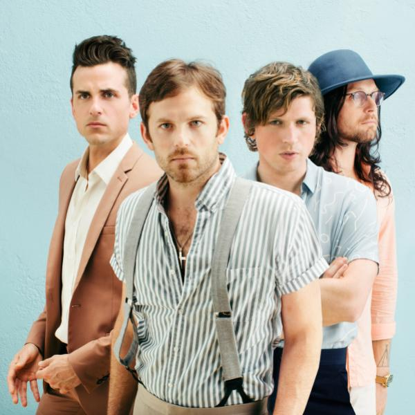 Kings Of Leon band photo