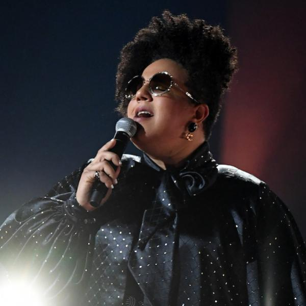 Brittany Howard at the 2021 GRAMMYs