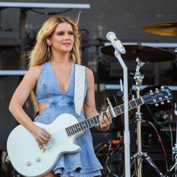 Maren Morris performs at the 2019 Watershed Music And Camping Festival