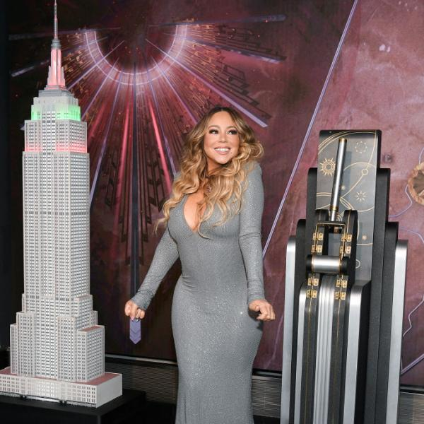 Mariah Carey in 2019
