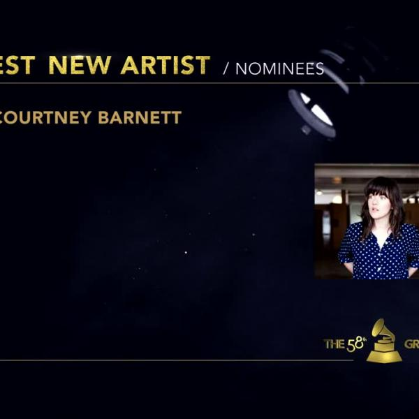 Best New Artist: 58th GRAMMY Nominees
