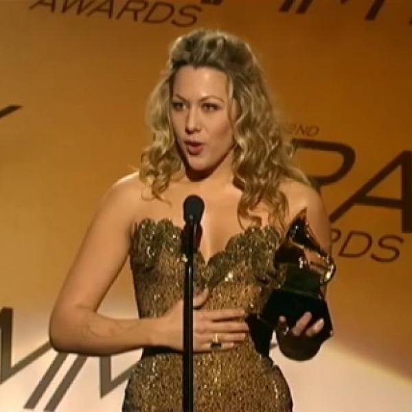 Colbie Caillat Wins Best Pop Collaboration With Vocals