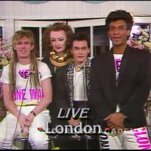 Culture Club Win Best New Artist