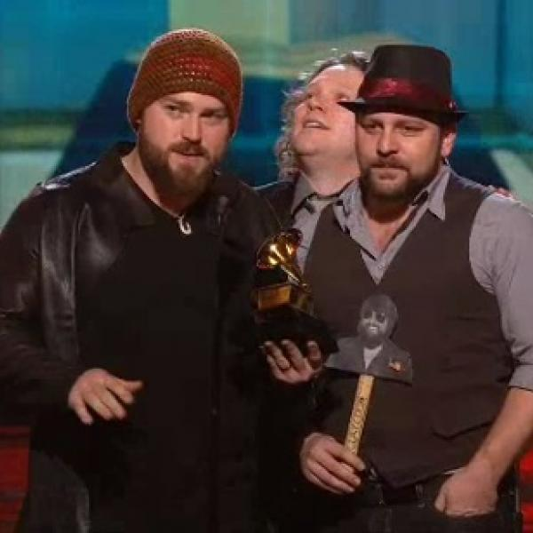 Zac Brown Band Win Best New Artist
