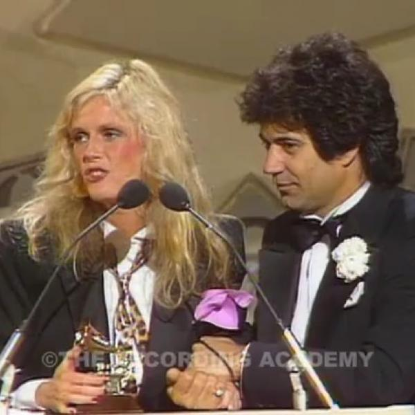 Kim Carnes Wins Record Of The Year