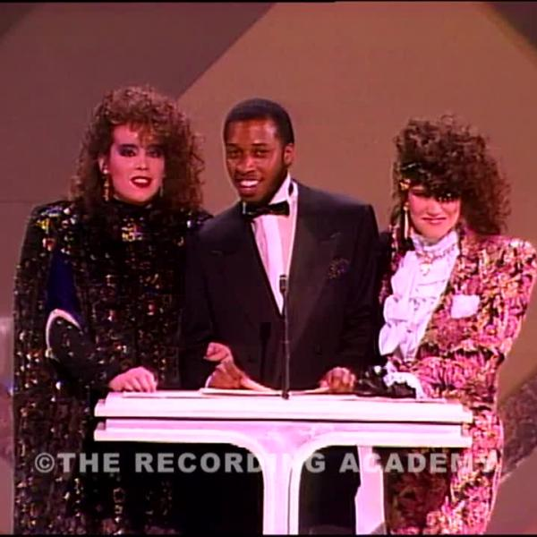 Fashion At The GRAMMYs: 1980s