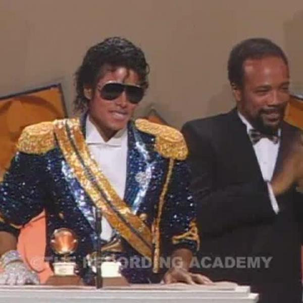 Michael Jackson Wins Record Of The Year