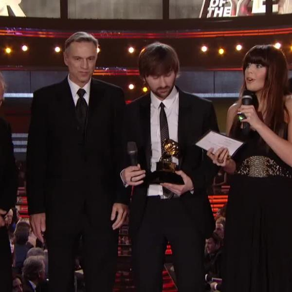 Lady Antebellum Win Record Of The Year