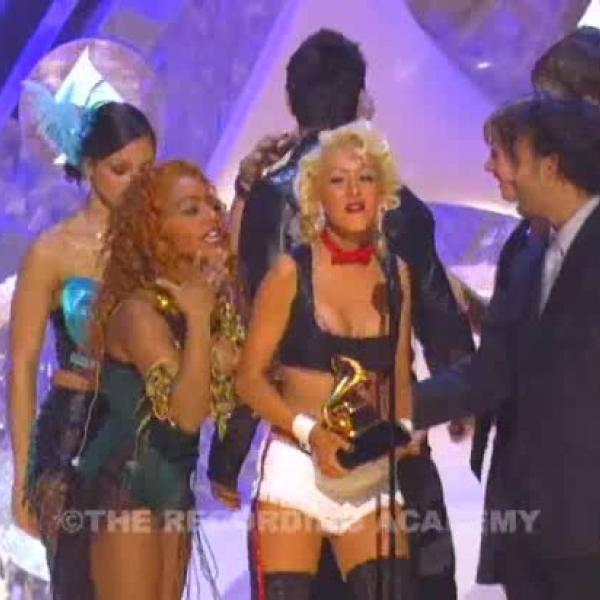 """""""Lady Marmalade"""" Wins Best Pop Collaboration With Vocals"""