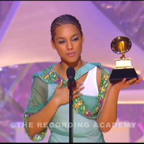 Alicia Keys Wins Best R&B Album