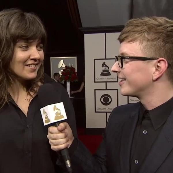 Courtney Barnett Reveals Her Dream Artist Tattoo