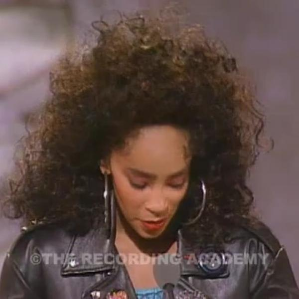 Jody Watley Wins Best New Artist