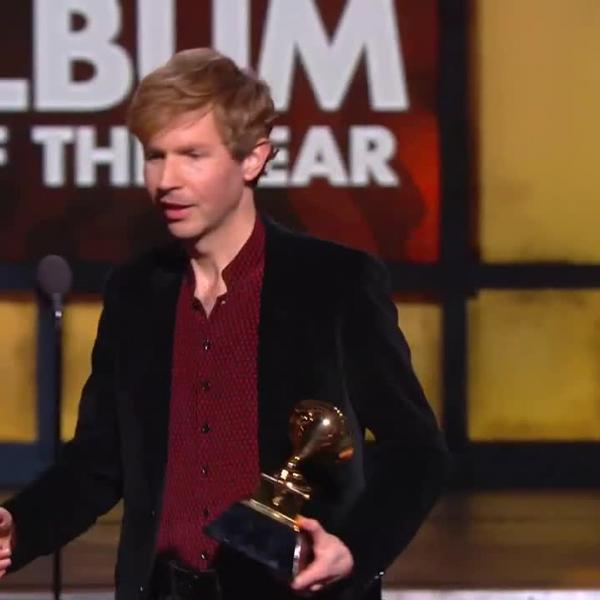'Morning Phase': Beck wins Album Of The Year