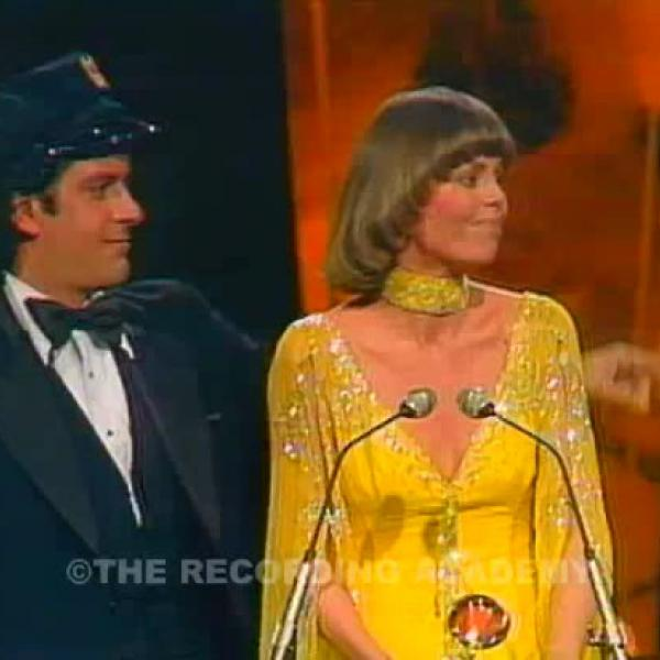 Captain & Tennille Win Record Of The Year
