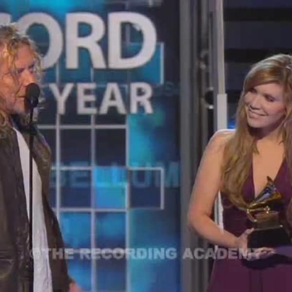 Robert Plant, Alison Krauss Win Record Of The Year