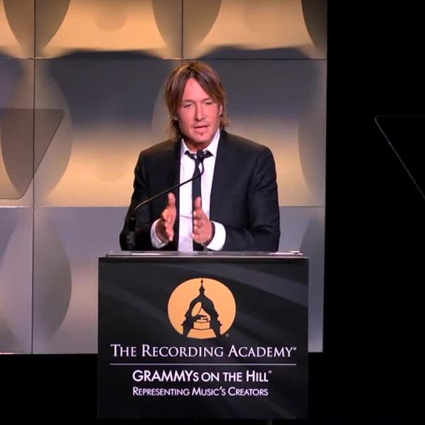 """Keith Urban: Music should be """"a requirement"""" in schools"""