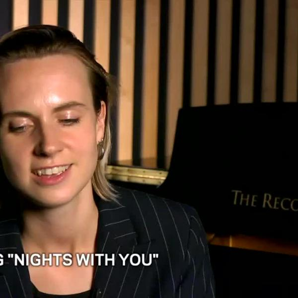 """MØ: """"Night With You"""" Is A Love Song For Friendship"""