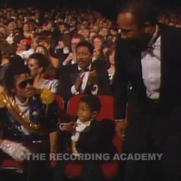 Michael Jackson Wins Best Recording For Children