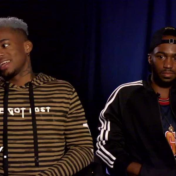 R&B Duo THEY. Reveal The Craziest Things They've Seen On Tour