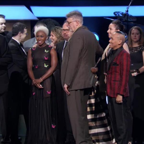 The Color Purple Wins Best Musical Theater Album GRAMMY