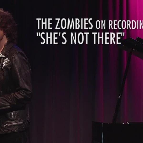 "The Zombies Revisit Recording Their Classic ""She's Not There"""