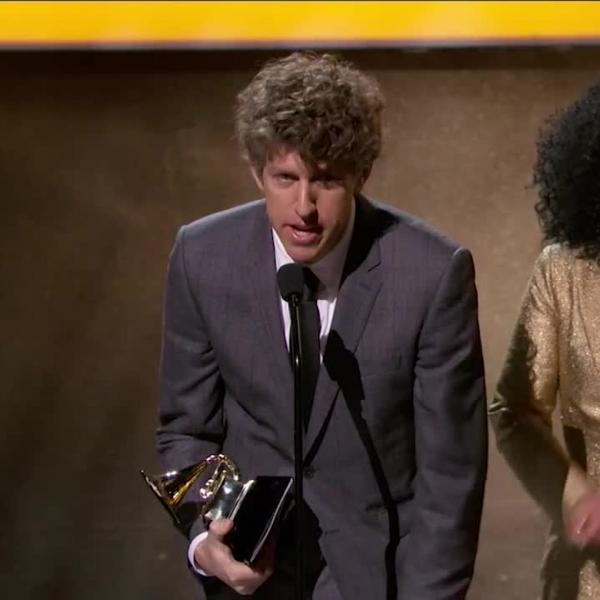 Greg Kurstin wins Producer Of The Year, Non-Classical GRAMMY