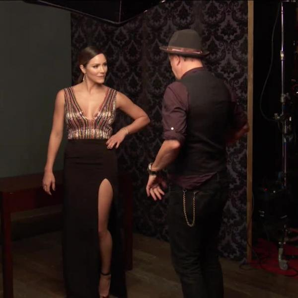 Katharine McPhee: GRAMMY Backstage With Danny Clinch
