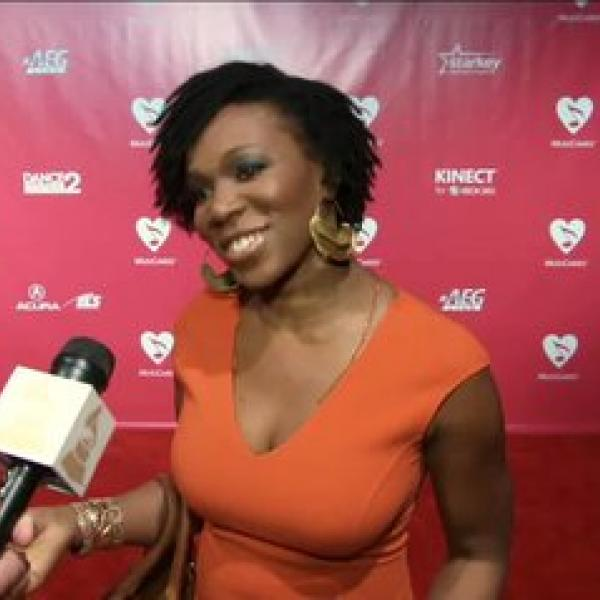 India.Arie At 2012 MusiCares Person Of The Year