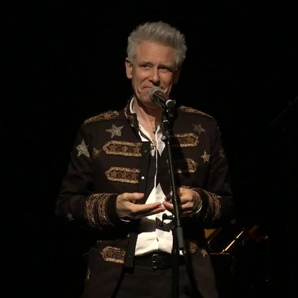 Adam Clayton's MusiCares speech: A life in recovery