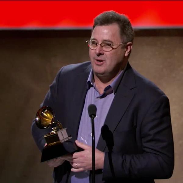Vince Gill Wins Best American Roots Song GRAMMY